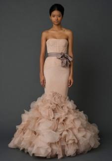 Vera-Wang-Wedding-Dress-Spring-Summer-2012-Blush
